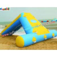 Wholesale Kids Inflatable Water Toys durable commercial grade Inflatable Water Slide for Seaside from china suppliers