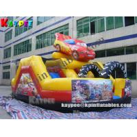 Wholesale Racing track obstacle zone,inflatable sport game,Car obstacle KOB051 from china suppliers