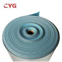 Aluminum Foil Closed Cell Polyethylene Foam Thermal Insulation Panels 0.1-100mm Thickness