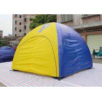 Quality Customized Inflatable Event Tent , Inflatable Display Tent With Logo Printing for sale
