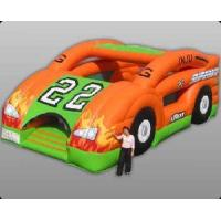 Quality Inflatable Amusement Car Bouncer for sale