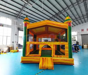 Wholesale Commercial Grade Inflatable Castle Bounce House For Backyard from china suppliers
