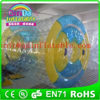 Wholesale New style Games smart park Inflatable water poll roller giant colorful inflatable roller from china suppliers