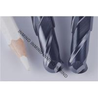 Wholesale SK30 Solid Carbide Ball Nose End Mill / Ball Nose Cutters Long Shank Type from china suppliers