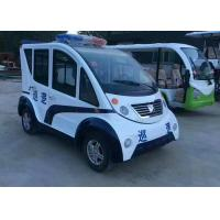 Wholesale 4 Seats Electric Platform Truck Cruising Vehicle With Zero Emission Environmental Friendly from china suppliers