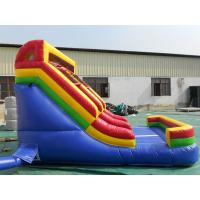 Wholesale Durability Water Slide Plato 0.55mm pvc tarpaulin Inflatable Turbo from china suppliers