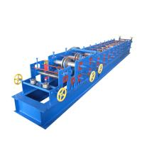 Buy cheap 2-3mm Galvanized Strip CZ Purlin Machine With 11kw Power 12 Rows Of Rollers from wholesalers