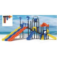 Wholesale LLDPE Plastic Outdoor Water Play Equipment , Water Play Structures For Holiday Amusement from china suppliers