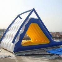 Buy cheap Inflatable Water Slide, Customized Colors, Sizes and Printings are Accepted from wholesalers
