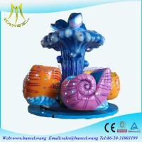 Wholesale Hansel high quality kid coin operated carousel machine for sale from china suppliers