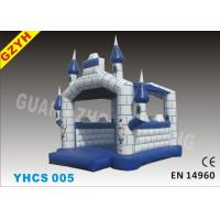 Wholesale EN 14960 Childrens Inflatable Bouncy Castle PVC Tarpaulin YHCS 005 for Family Backyard from china suppliers