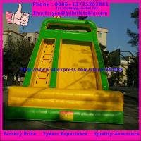 Wholesale Luxury Inflatable Slide/Beautiful New Design Inflatable Slide Bouncy Castle Inflatable from china suppliers