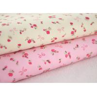 Buy cheap Good soft Floral Stretch Corduroy Fabric Cloth For Baby Children from wholesalers