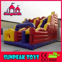 Wholesale SL-365 For Kids Fun Inflatable Jumping Slide from china suppliers
