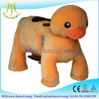 Wholesale Hansel CE certificated coin operated zippy animal rides for shopping mall from china suppliers