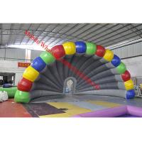 Quality Inflatable stage cover tent inflatable concert tent inflatable shelter for sale