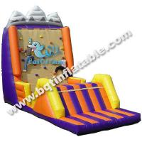 Wholesale Commercial Inflatable climbing wall,rock climbing from china suppliers