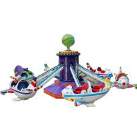 Wholesale Self Controlled Amusement Park Airplane Ride CE ISO Certification from china suppliers