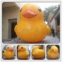 Wholesale 13ft Gaint Inflatable Yellow Duck from china suppliers