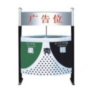 Wholesale Outdoor Stainless Steel  Dustbin ,FRP trash cans ,Can be customized  LOGO from china suppliers