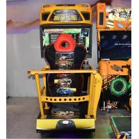 China Plastic Need For Speed Arcade Machine / Drable Car Racing Arcade Machine on sale