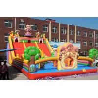 Wholesale Inlatable bouncy castle, Inflatable slide,Inflatable jump house,Inflatable trampoline, Jump toy in playground toy from china suppliers
