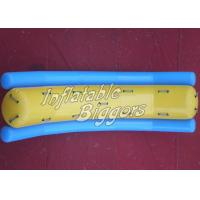 China Residential Waterproof Inflatable Water Game Inflatable Rocker For River / Water Pool on sale