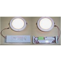 Wholesale SMD2835 18w round led rechargeable emergency light for home , hotel , office , hospital from china suppliers
