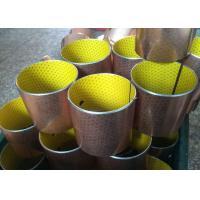 General POM Boundary Lubricating Bearings , DX Sleeve Bearing Bushing
