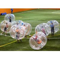 Wholesale Commercial Grade Human Hamster Ball Soccer Full Protection For Outdoor Entertainment from china suppliers