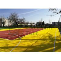Buy cheap Waterproof Synthetic Lawn Grass / Athlete Artificial Turf Carpet from wholesalers