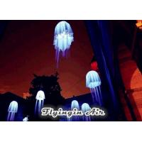 Wholesale 2m Height Inflatable Lighting Jellyfish with Led Light for Events from china suppliers