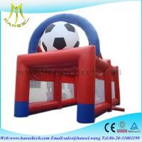 Wholesale Hansel Inflatable  Sports Games 0.55 PVC Tarpaulin Safe Inflatable Sport Playground from china suppliers