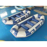 China 4.6mL*1.95mW Commercial Grade Inflatable Boat Raft / Inflatable Rafts on sale