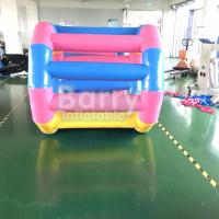 Durable Large Floating Water Wheel / Inflatable Water Walking Roller Ball