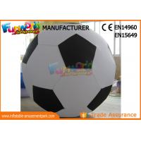 Wholesale Durable Advertising Inflatables Helium Soccer Ball For People ROHS EN71 from china suppliers