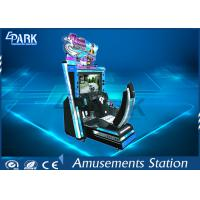 Wholesale 3D LCD Screen Racing Game Machine Initial D5 Arcade Racing Simulator from china suppliers
