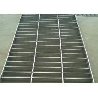 Stainless Steel Heavy Duty Steel Grating , Round Bar 25 X 5