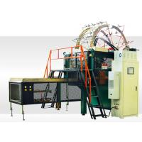 Two Stations PS Foam Sheet Extruder Perfect Cutting Automatic Trim Horizontal for sale
