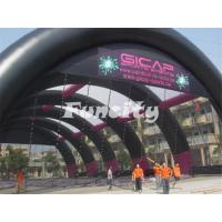 Wholesale Giant 40x20m Inflatable Paintball Bunker Tent with Customized Design and LOGO from china suppliers