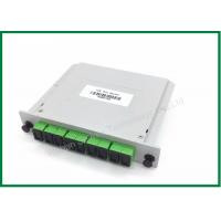Wholesale 1x8 SC/APC PLC Splitter Cassette Type Fiber Optic Distribution Box, 1x16 1x32 1x64 from china suppliers