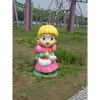 Wholesale Custom Fiberglass Statues Little Servant For Outdoor Or Indoor Decoration from china suppliers