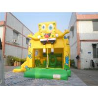 Wholesale Spongebob Inflatable Bouncy Slide (CYBC-58) from china suppliers