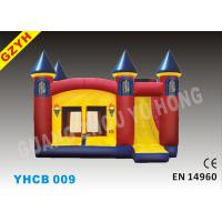 Buy cheap 5 in 1 Children Inflatable Combo Bouncers Castle Slides YHCB-009 for Home, from wholesalers