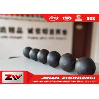 Wholesale High Hardness Forged And Cast Grinding Balls For Copper And Gold Mining from china suppliers