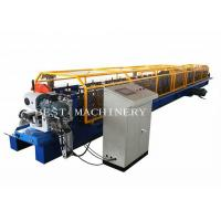 Wholesale Galvanized Steel Down Spout Roll Forming Machine PPGI/ GI Material from china suppliers