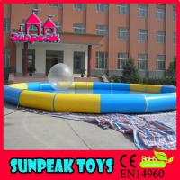 Wholesale P-009 Round Pool Inflatable Swimming Pool from china suppliers