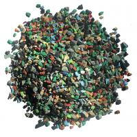 Wholesale Skid Proof Artificial Grass Rubber Granules Multi Colors For Training Places from china suppliers