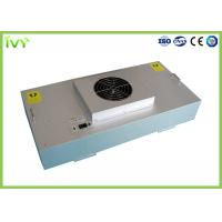 Wholesale High Efficiency 99.99% Fan Filter Unit Customized Size With Hepa Filter from china suppliers
