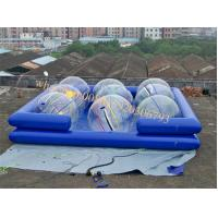 Wholesale adutls size inflatable giant swimming paddle pool inflatable balls pools pool inflatable inflatable deep pool from china suppliers